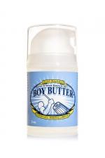 Lubrifiant Boy Butter H2O Pump 59 ml : Ce qui se fait de mieux en matière de lubrifiant gras compatible avec les préservatifs, en format spécial voyage.