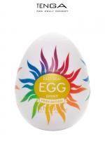 Masturbateur Tenga Egg Shiny Pride Edition
